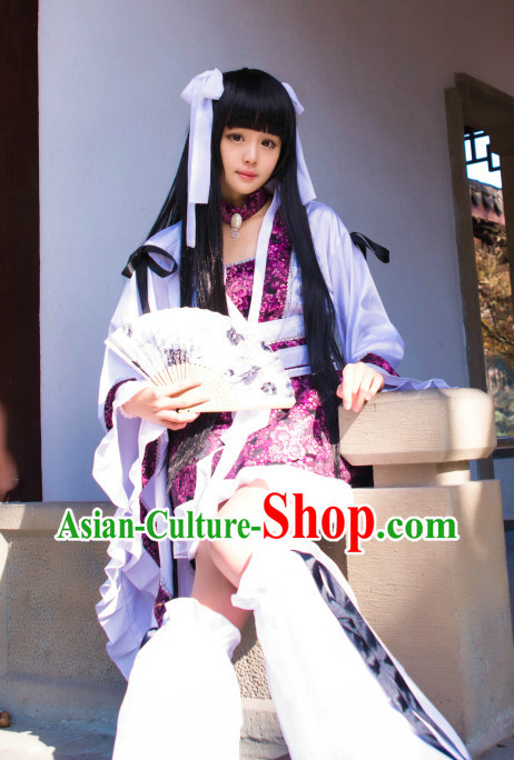 Chinese Anime Cosplay Costume