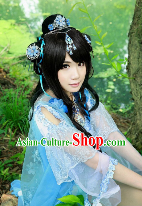 Beautiful Chinese Women Cosplay Costumes