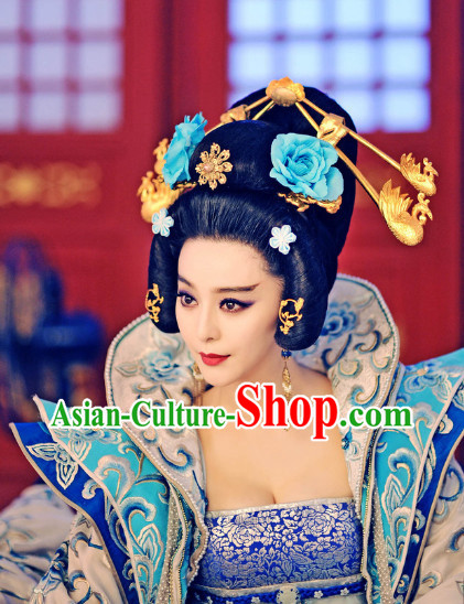 Chinese Traditional Hair Jewelry Hair Ties