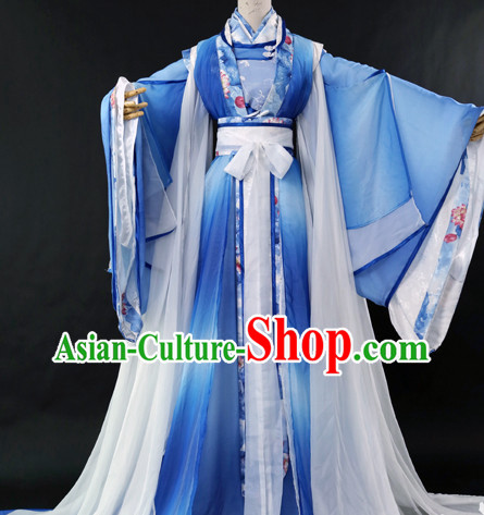 Traditional Oriental Poet Clothes