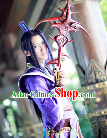 Traditional Oriental Cosplay Guzhuang Costumes