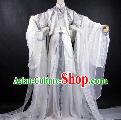 Traditional Chinese Rich Man Clothing