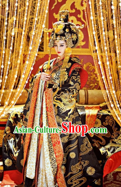 Traditional Chinese Empress Wear Complete Set for Women