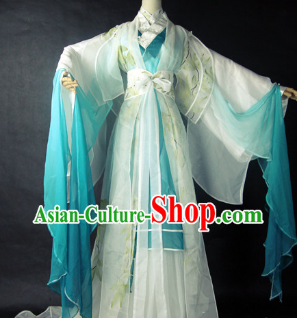 Traditional Chinese Hanfu Dress for Women