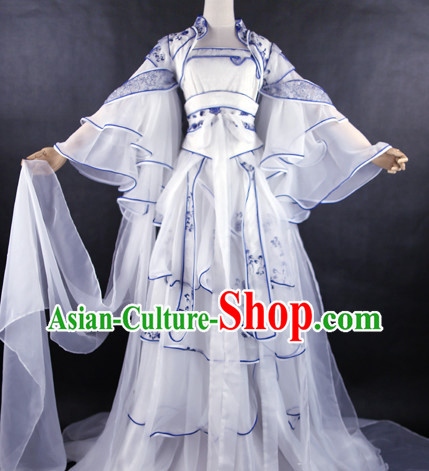 Chinese Women Clothing Princess Cosplay Complete Set