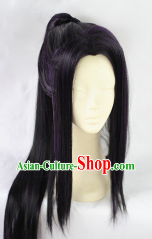 Traditioal Chinese Dess up Wigs