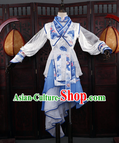Traditional Chinese Empress Costume for Women