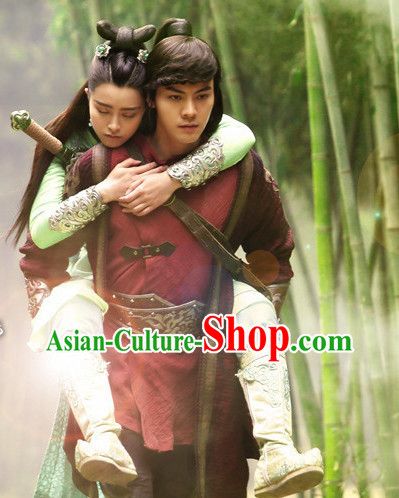 China Classic Knight Dresses for Men