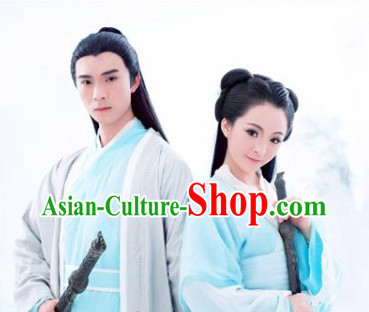 Chinese Costume Halloween Asian Fashion Ancient China Hanfu