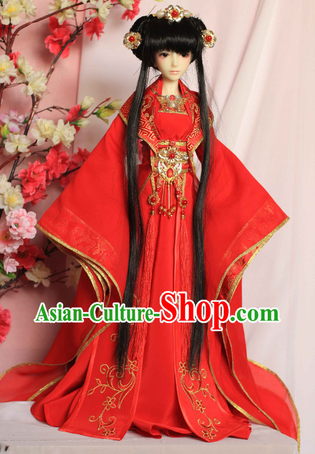Chinese Red Wedding Clothing Asian Costumes Asian Fashion Chinese Fashion Asian Fashion online
