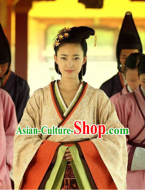 Chinese Han Dynasty Robe Asian Costumes Asian Fashion Chinese Fashion Asian Fashion online