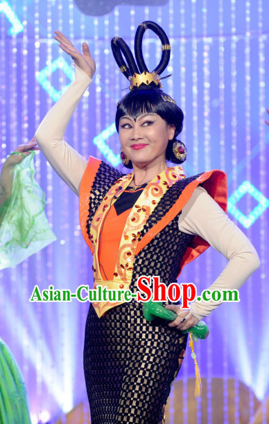 China Snake Queen Hu Lu Wa Asian Costumes Asian Fashion Chinese Fashion Asian Fashion online