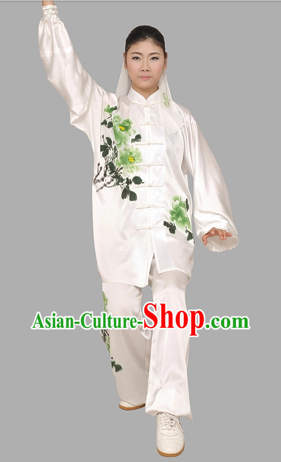 Top Kung Fu Martial Arts Suit Complete Set