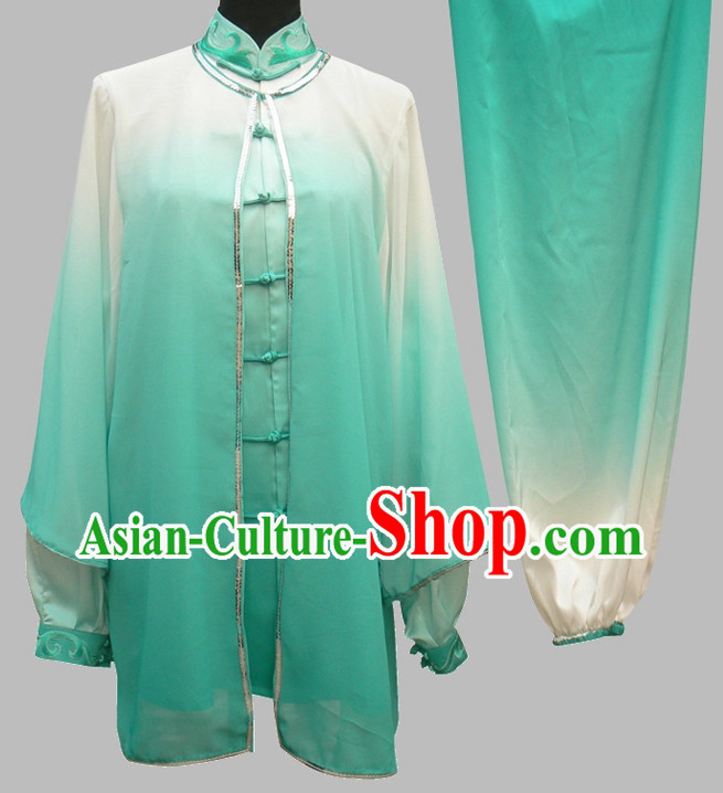 Color Change Transition ChinaTai Chi Chuan Tai Chi Pants Tai Chi Suits