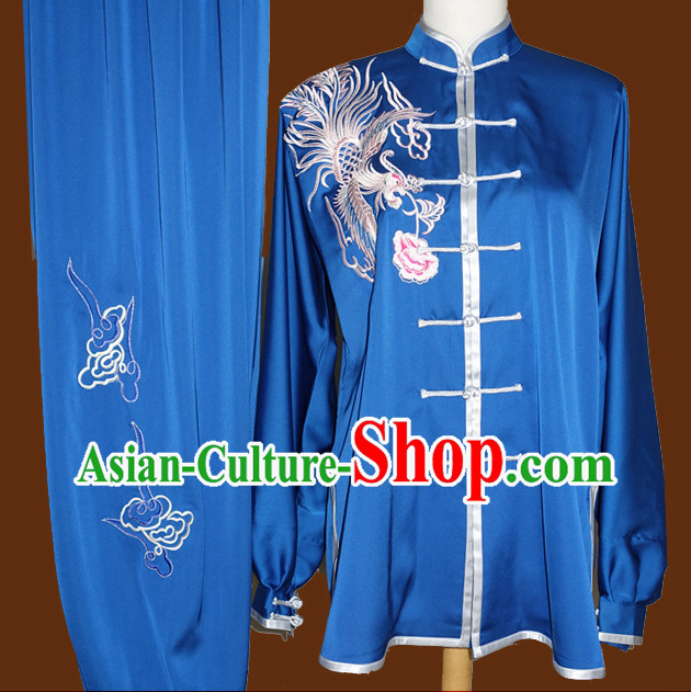 Top Dragon Tai Chi Competition Championship Suit