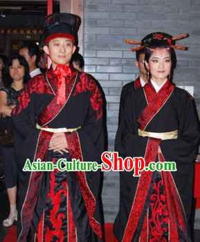 China Hanfu Costumes Carnival Costumes Dance Costumes Traditional Costumes for Women