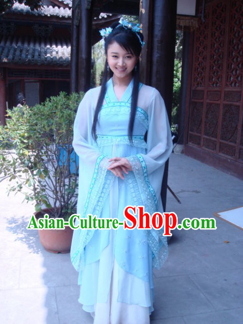 China Female Film Costumes Carnival Costumes Dance Costumes Traditional Costumes for Women
