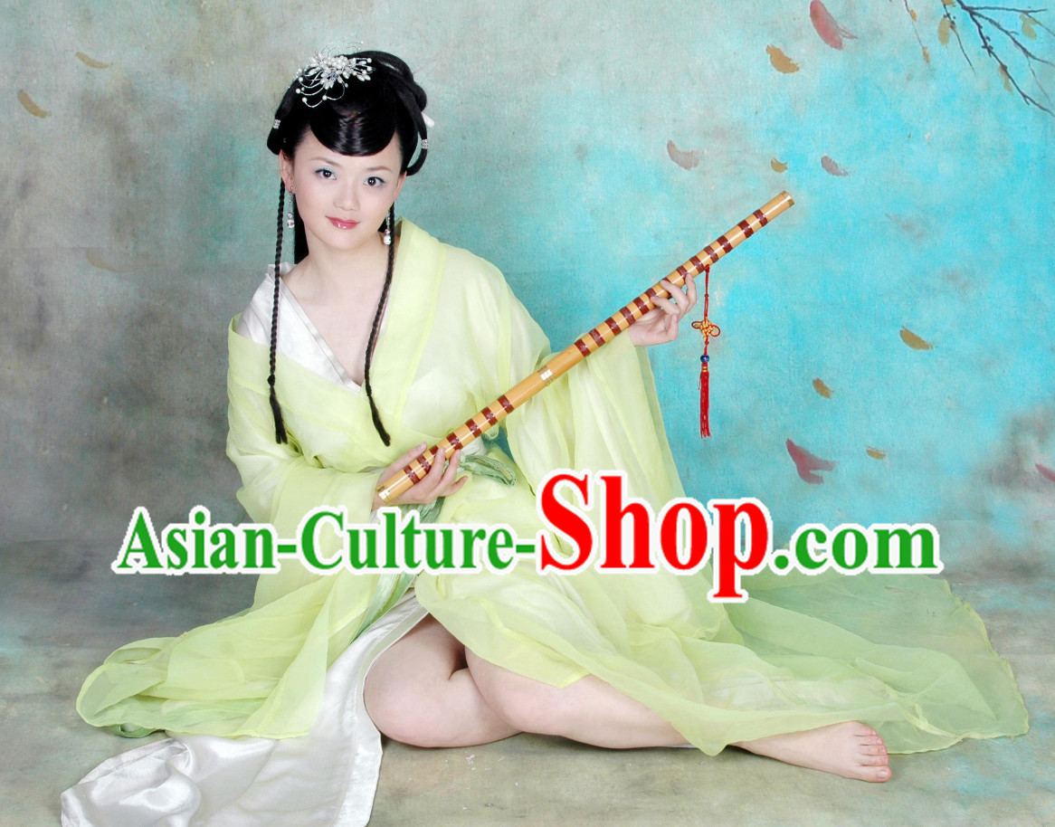 Chinese Classic Hanfu Carnival Costumes Dance Costumes Traditional Costumes for Women