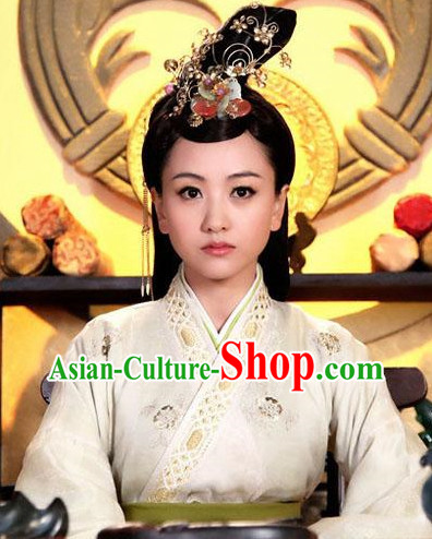 China Classical Handmade Bridal Headpieces Hair Combs Jewellery