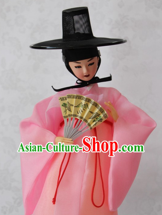 Korean Traditional Handmade Hanbok Arts