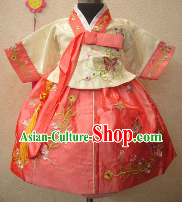 Korean Traditional Dress Asian Fashion Kids Fashion Dangui Hanbok