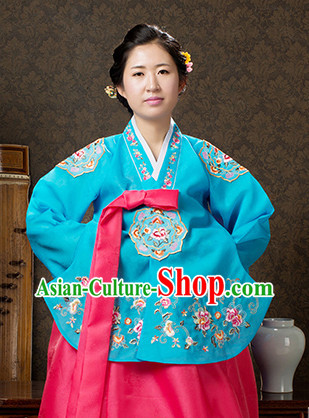 Korean Traditional Dress Dangui Hanbok Panier Korean Fashion Shopping online for Ladies
