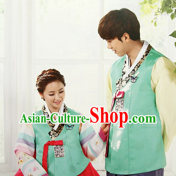 Top Korean Clothing Asian Fashion online Clothes Shopping National Costumes for Couple