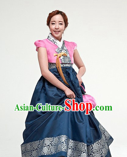 Top Korean Clothing Adults Hanbok Asia Fashion Korean Hanbok National Costumes for Women