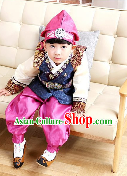 Top Traditional Korean Kids Fashion Kids Apparel Birthday Boys Clothes