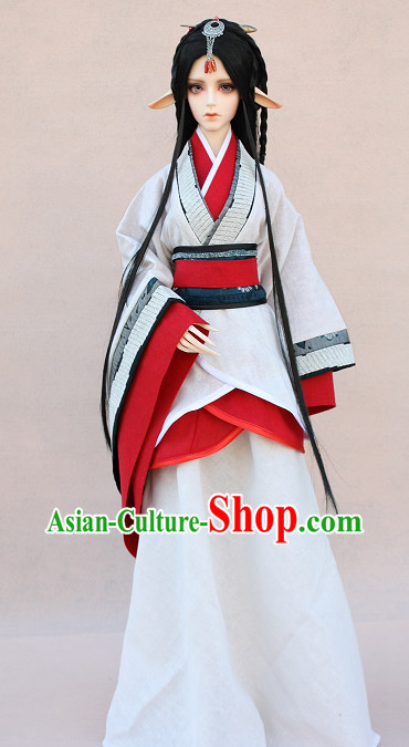Traditional Chinese Princess Halloween Costumes for Adults