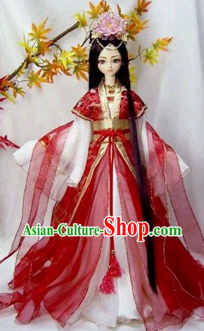 China Female Costumes and Headwear for Adults Top China Fashion Halloween Asia Fashion