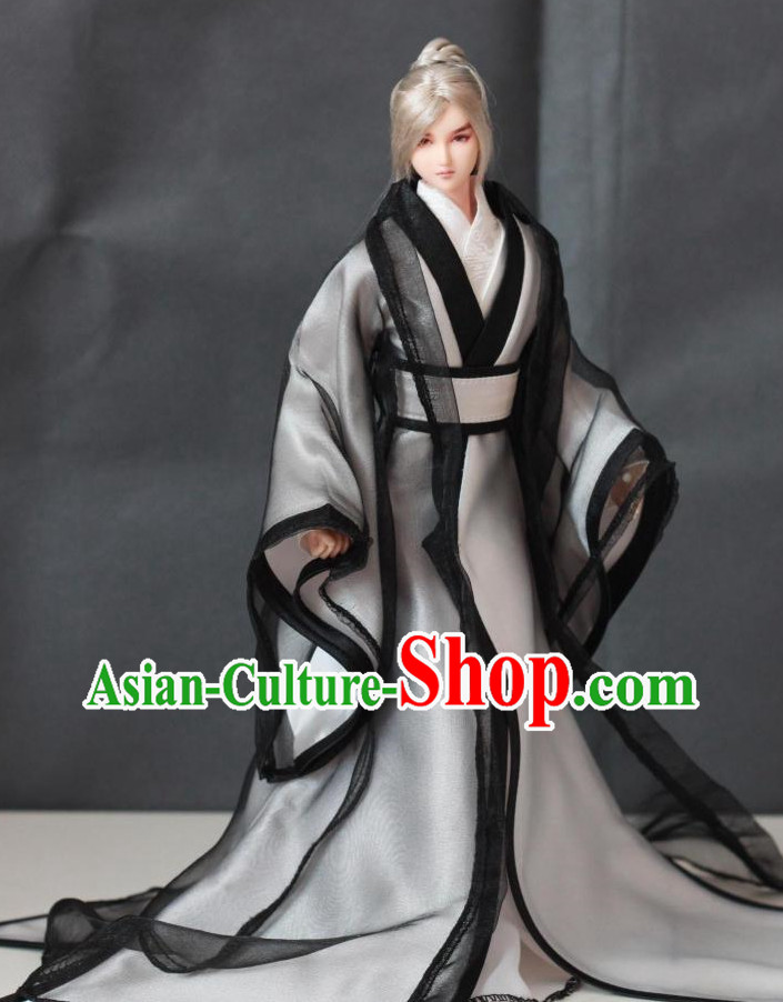 Chinese Hallloween Costumes for Men