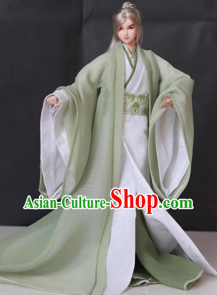 Chinese Traditional Costumes for Men
