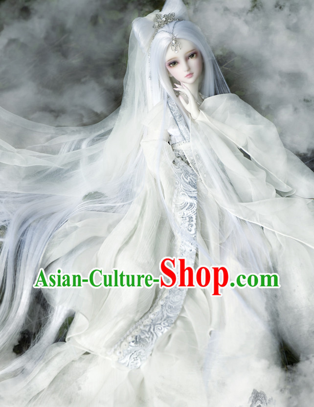 Chinese Cosplay Halloween Costumes