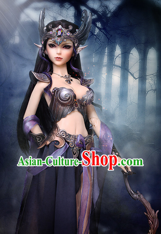 Top Sexy Chinese Fairy Halloween Costumes for Girls