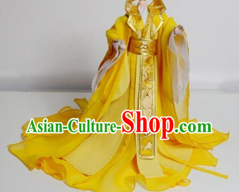 Asian Fashion Chinese Queen Costumes for Ladies