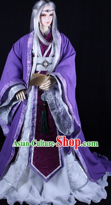 Asian Fashion Chinese Kimono Dress for Men