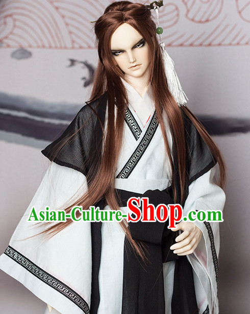 Asian Fashion Chinese Traditional Clothing for Men