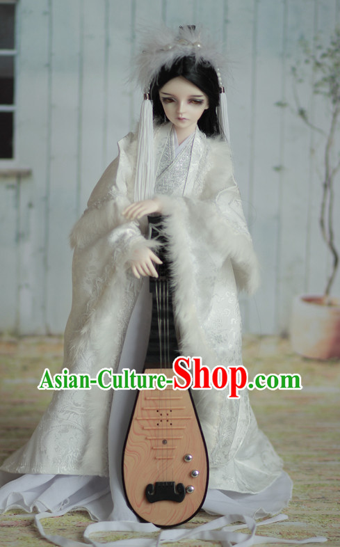 Asian Fashion Traditional Chinese National Clothes for Women