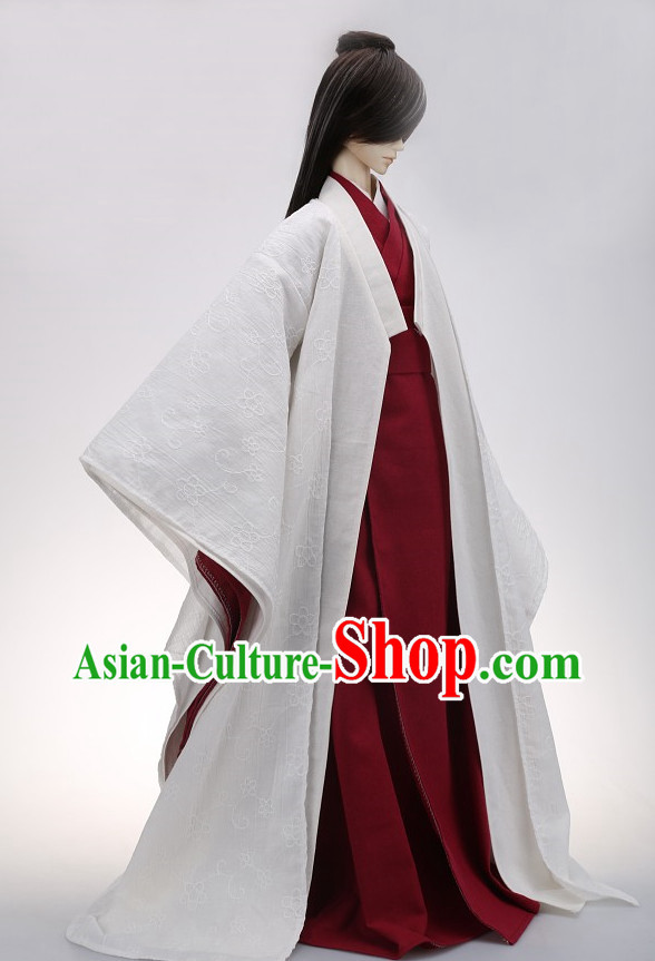Asian Fashion Traditional China National Costume for Men