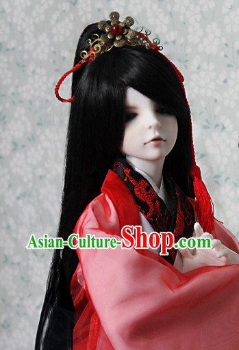 Chinese Traditional Prince Hair Accessories for Boys