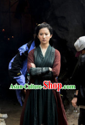 Chinese Traditional Swordswomen Costumes