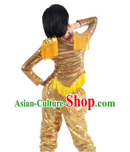 Chinese Stage Contemporary Costumes for Kids