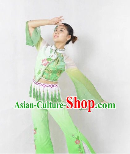 Asian Fashion Chinese Classical Dancing Costumes for Women