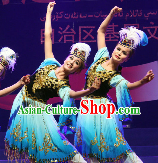 Chinese Xinjiang Dance Costumes China Shop