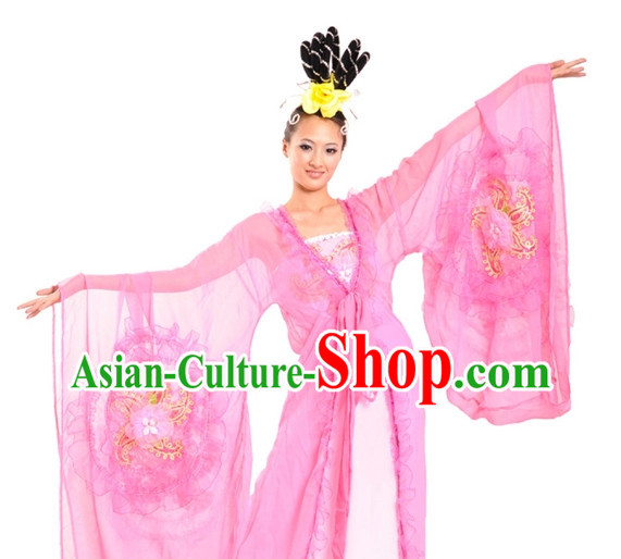 China Shop Chinese Classical Dance Costumes Girl Dancewear for Women