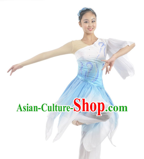 China Shop Chinese Classical Dance Costumes Ballerina Costume Girls Dancewear