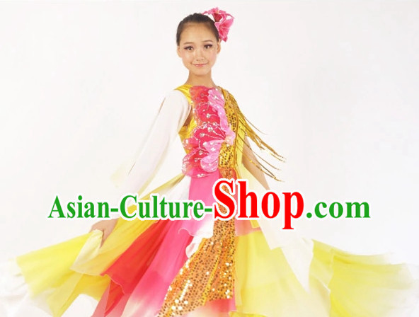 China Shop Chinese Dance Costumes Ballerina Costume Burlesque Costumes Salsa Costumes