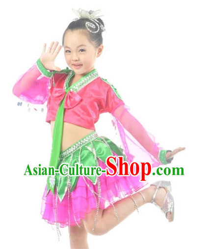 China Korean Dance Costumes Ballerina Costume Burlesque Costumes Salsa Costumes