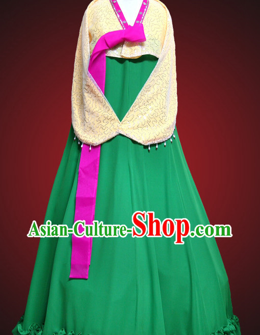 Korean Dance Costume Girls Dancewear Asian Fashion online